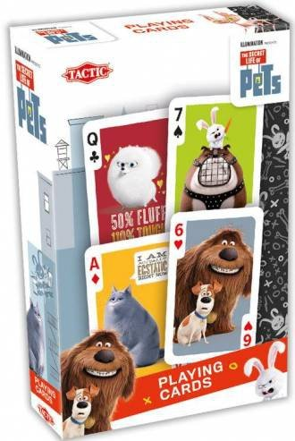 Secret Life of Pets Playing cards Karty do gry