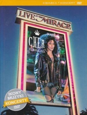Cher Extravaganza: Live at the Mirage książka + film