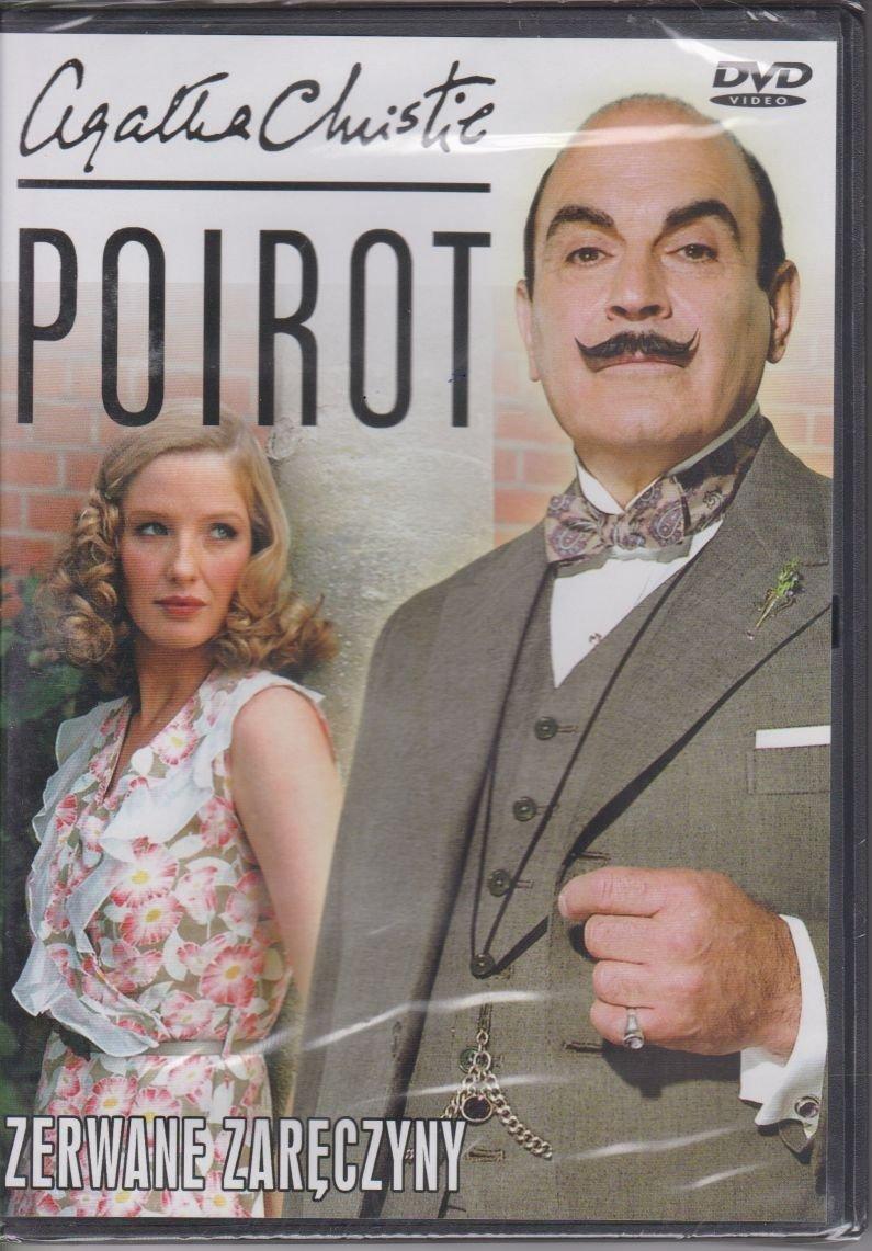 Poirot Agatha Christie cz. 17 Zerwane zaręczyny DVD