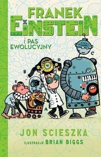 Franek Einstein i pas ewolucyjny Jon Scieszka