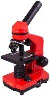 Mikroskop Levenhuk Rainbow 2L OrangePomarańcza