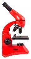 Mikroskop Levenhuk Rainbow 50L PLUS OrangePomarańcza