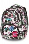 Plecak Coolpack CP Camo Pink Badges 27l Dart 2019