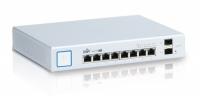 Switch 8x1GbE POE+ fanless US-8-150W