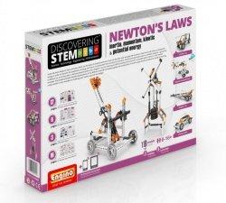 Klocki Konstrukcyjne Engino Mechanizmy Prawa Newtona Stem
