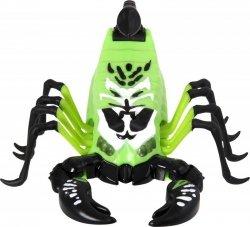 Wild Pets Elektroniczny Dziki Skorpion Zielony Świecące