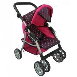 Wózek dla lalek spacerowy Spacerówka z Daszkiem #D1