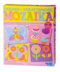 Mozaika Zabawa i Kreatywność - Żelowa Mozaika
