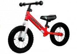 Rower biegowy Rocky Pompowane Koła Czerwony #C1
