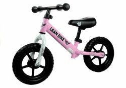 Rowerek biegowy Levi Koła Eva Różowy #C1