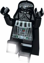 LEGO STAR WARS FIGURKA LORD VADER LATARKA LED