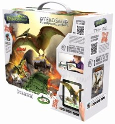 Dino Mundi 3d Atak Pterozaura Tor Przeszkód Reklama TV 80 el.