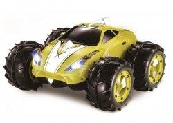 Auto Samochód Amfibia Sterowany z Pilotem Rc Aqua Stunt