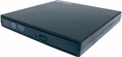 Napęd optyczny DVD-RW Zewnętrzny USB 2.0 Czarny