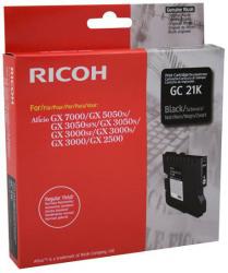 Wkład RICOH 405532 GC21K Czarny