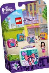 Klocki plastikowe LEGO Friends - Modowa kostka Emmy 41668