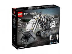 Lego Technic 42100 Klocki Koparka Liebherr R 9800