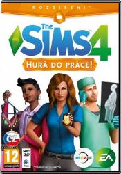 Gra The Sims 4: Witaj w pracy CZ (PC)