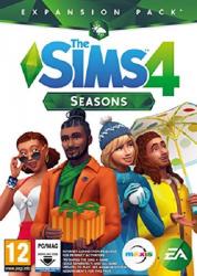 Gra The Sims 4: Cztery pory roku HU (PC)