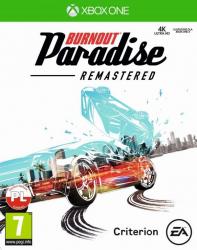 Gra Burnout Paradise Remastered PL (XONE)