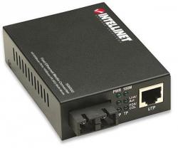 Media konwerter 10/100Base-TX RJ45 / 100Base-FX (MM SC) 2km 1310nm
