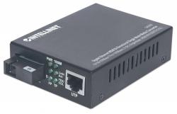 Media Konwerter 100/1000Base-T RJ45/1000Base-SX SM SC WDM
