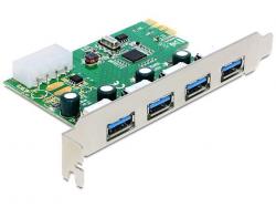 DELOCK 89363 3x USB 3.0