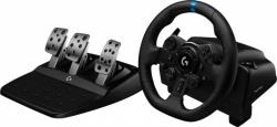 Logitech Kontroler G923 Racing Wheel & Pedals PS4-PC PLUGC