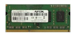 Pamięć AFOX SODIMM DDR3L 4GB 1333MHz SINGLE