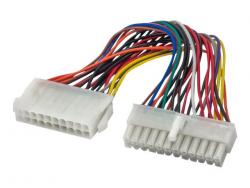 Kabel zasilający AKYGA ATX 20-pin 0.15m. AK-CA-66