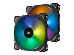 Wentylator do obudów CORSAIR ML Pro RGB 2 szt CO-9050078-WW