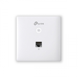 TP-LINK EAP230-wall AC1200 WiFi wall-plate Gigabit Access Point MU-MIMO 2x Gigabit RJ45 (P)