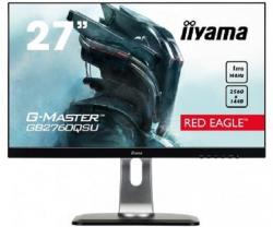 Monitor IIYAMA 27 2560 x 1440 GB2760QSU-B1 C Czarny