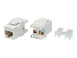 LINKBASIC JKA09-UC6A Linkbasic moduł Keystone Jack UTP kat. 6A (1xRJ-45) 180