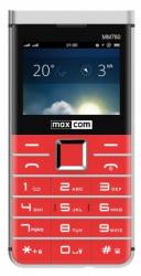 Telefon MAXCOM MM 760 Dual SIM Czerwony
