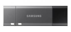 Pendrive (Pamięć USB) SAMSUNG 32 GB Srebrno-czarny