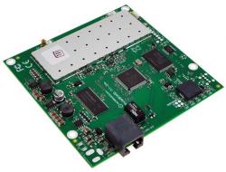 MIKROTIK RB711-2HN ROUTERBOARD 400MHZ, 32MB, 1XFE, 802.11B/G/N, L3