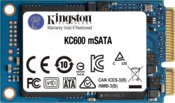 KINGSTON mSATA″ 512 GB SATA III 550MB/s 520MS/s