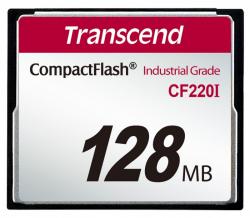 Karta pamięci TRANSCEND CF 128 MB Instrukcja obsługi