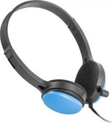 Słuchawki z mikrofonem UGO 1.5  m  2x Mini Jack 3.5 mm  wtyk