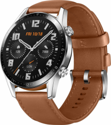 Smartwatch Huawei Watch GT 2 46mm Brązowy