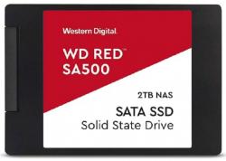 WD Red SA500 2.5″ 2 TB SATA III (6 Gb/s) 560MB/s 530MS/s