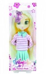 Shibajuku Ubranko dla lalek Różowy Miś 33 Cm