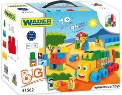 Klocki Middle Blocks 70 el. Big Naklejki Wader 41582 - #A1