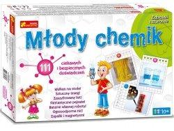 MŁODY CHEMIK 111 DOŚWIADCZEŃ RANOK