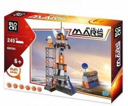 Klocki Blocki Misja Mars Rakieta Kosmiczna 245 el.
