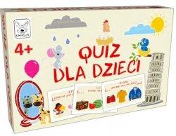 Quiz dla Dzieci 4+ Gra Edukacyjna