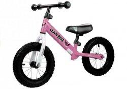 Rower biegowy Rocky Pompowane Koła Różowy #C1