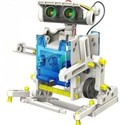 Zabawka Edukacyjna Duży Robot Solarny 13w1 #E1