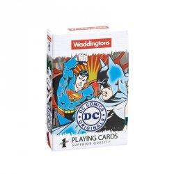 Talia Kart do Gry Klasyczne Dc Comics Wyprodukowane w Polsce